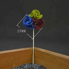 Gifts Men Cheap Custom Small Poppy China Factory Price Cloth Lapel Pins Pin Brooch