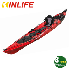 pedal sea fishing kayak wholesale with accessories