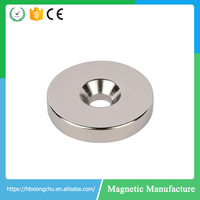 Customized rare earth professional electro motor super strong Neodymium magnet