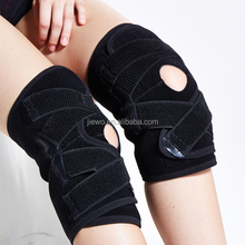 sports knee brace/ knee support,elastic adjustable knee support brace