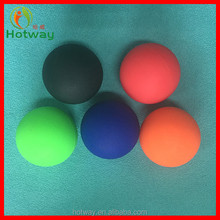 High Quality Solid Silicone Rubber Toy Balls Rubber Bouncing Ball for Dogs and Kids