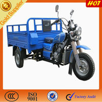 New arrival 3 wheel motorcycle with open cargo / Gasolien three wheeler motorcycle