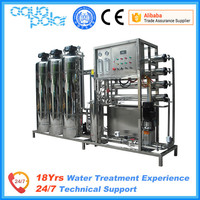 automatic operation treatment and conservation of water