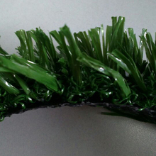Non infill mini soccer grass, durable outside artificial grass for playground park