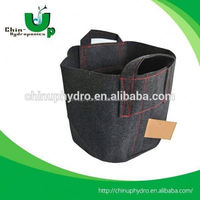 hydroponic plant pots/ nonwoven fabric garden planter/ fabric wall grow bags