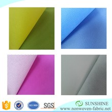 Wholesales Waterproof and Breathable 100% PP/PET Spunbond Nonwoven Fabric,fabricas de telas