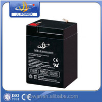 6V4AH Maintenance Free Battery