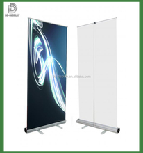 China wholesale 85*200cm Economic Aluminum Roll Up Banner Stand