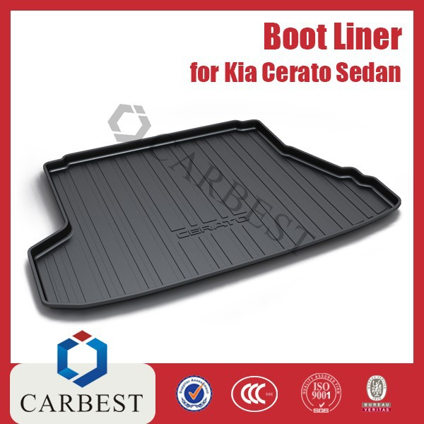 High Quality Hot Selling Track Mats for KIA Cerato Sedan Sccesorios 2011
