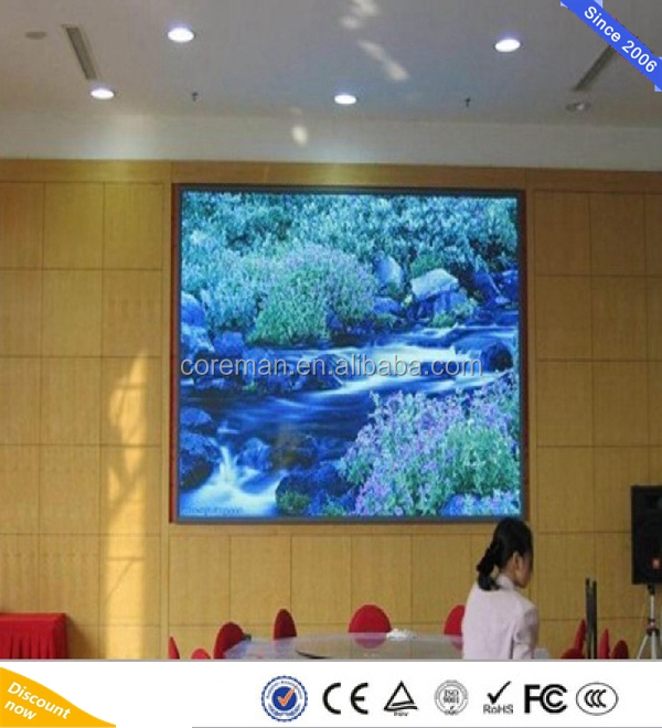 shenzhenled display full color P6 Smd Indoor Xxx Image Video p5 Led Display Led Scre