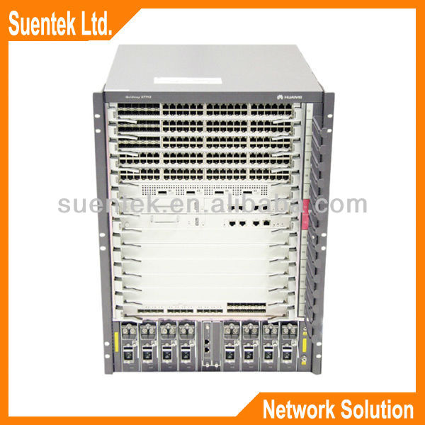 Huawei S7700 Series ES0B017712P0 Smart Routing S7712 POE Switches