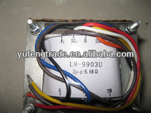 Chinese 6.6K voltage output transformer