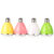 Hot sale fashion colorful bulb smart music speaker lamp