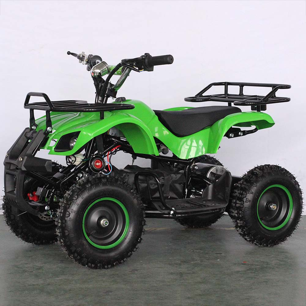 high quality mini quad electric atv 500w 800w 1000w for kids