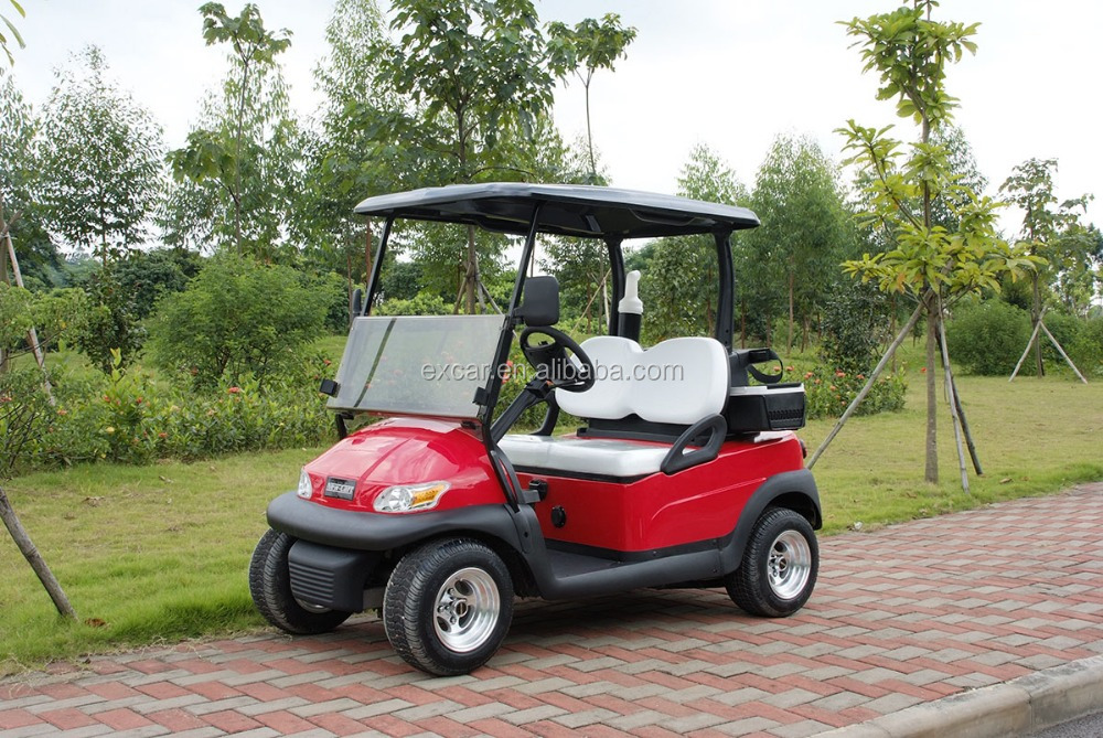 Buggy 4 seats small golf cart from china 4 wheel electric for Narrow golf cart