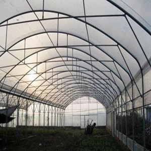 High Quality 10-year Warranty 100%Bayer UV polycarbonate greenhouse used hydroponic greenhouses plastic greenhouse for sale