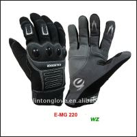 Comfortable Leather Motorcycle Glove