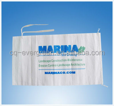 string pp woven bag for packing corn seed grain sand