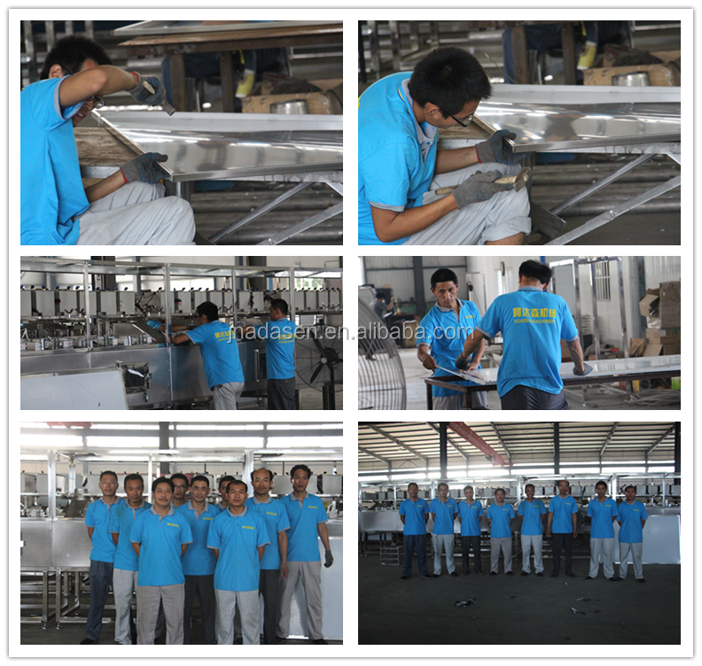 China supplier microwave drying and distillation machine for rose