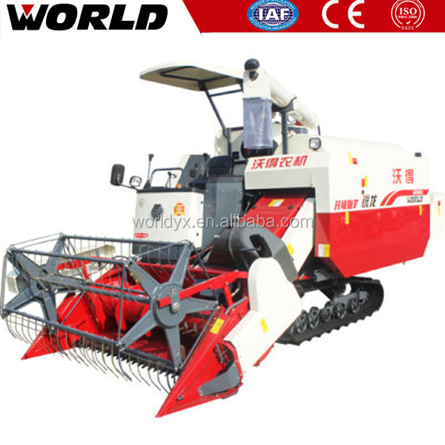 Agricultural Machinery and Farm Equipments Rice Combine Harvester for sale