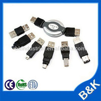 Hot sales 6 to 6 pin IEEE 1394 FireWire in great demand