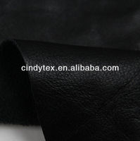 1mm thickness real lamb leather garment fabric
