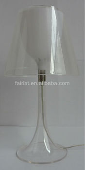 2013 newest Acrylic table lamp/desk lamp/small table lamp