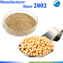 Natural water soluble 20% 40% 60% Soy Isoflavone with discount price !!!