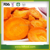 Dried Style and Bulk Packaging Vegetable Freeze Dried Carrots