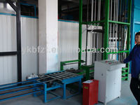 Degreasing Drying Line for steel drum production line 55gallon or drum making machine 208 Liter or steel-barrel production line