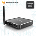 Hot selling OEM / ODM 2GB/16GB Octa Core MXQ Plus s912 TV BOX