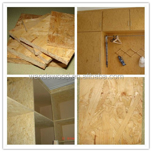 China Cheap price 9mm OSB board for sale