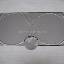 double circle 170t polyester front car window shield