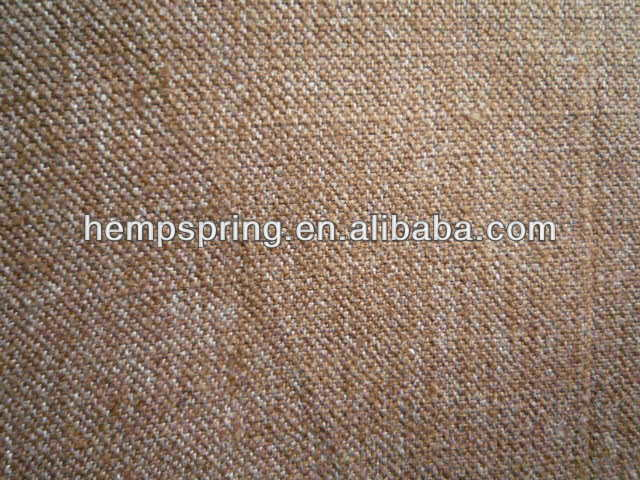 Hemp Fabrics for garments and home textile