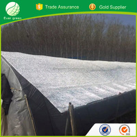 customized greenhouse anti uv hdpe sun reflective material