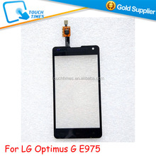 Smartphone accessories touch screen for LG Optimus G E975 digitizer replacement