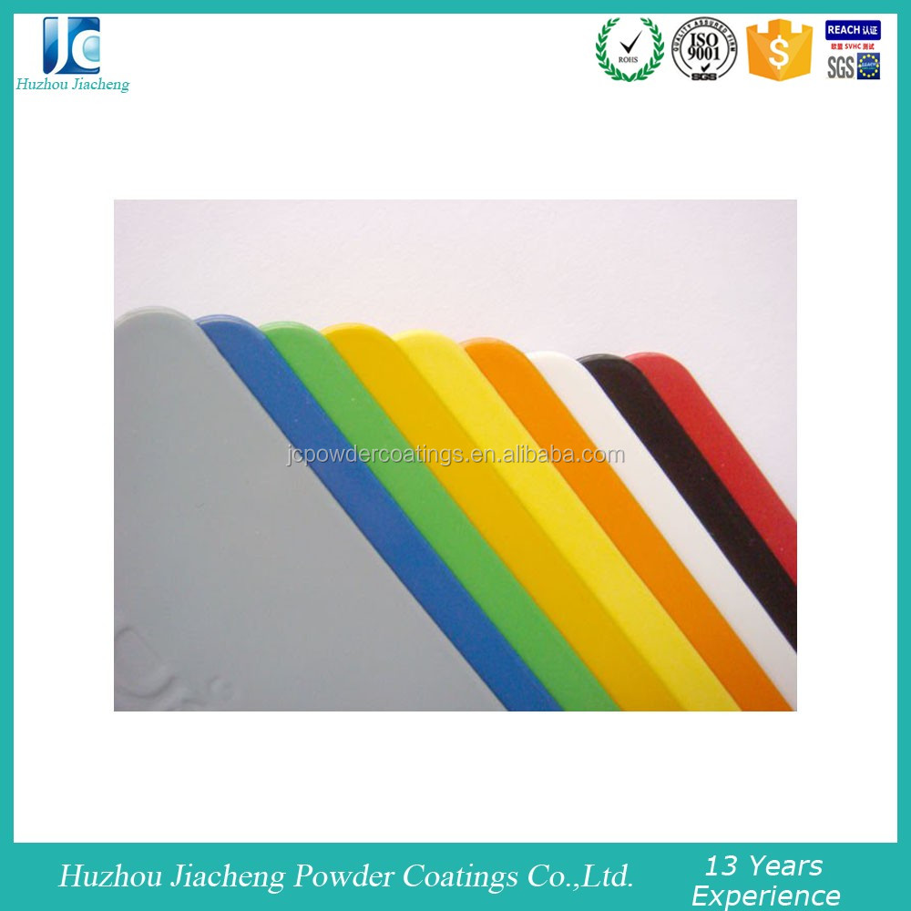 Ral color industrial polyester powder coating paint