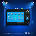 Touch screen IP Camera Tester with Onvif and POE Supported