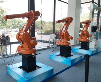 6 axis Industrial painting robot arm Chinese factory