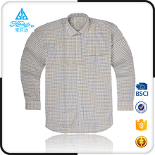 Cheap Regular Fit Check Men's Flannel Shirts