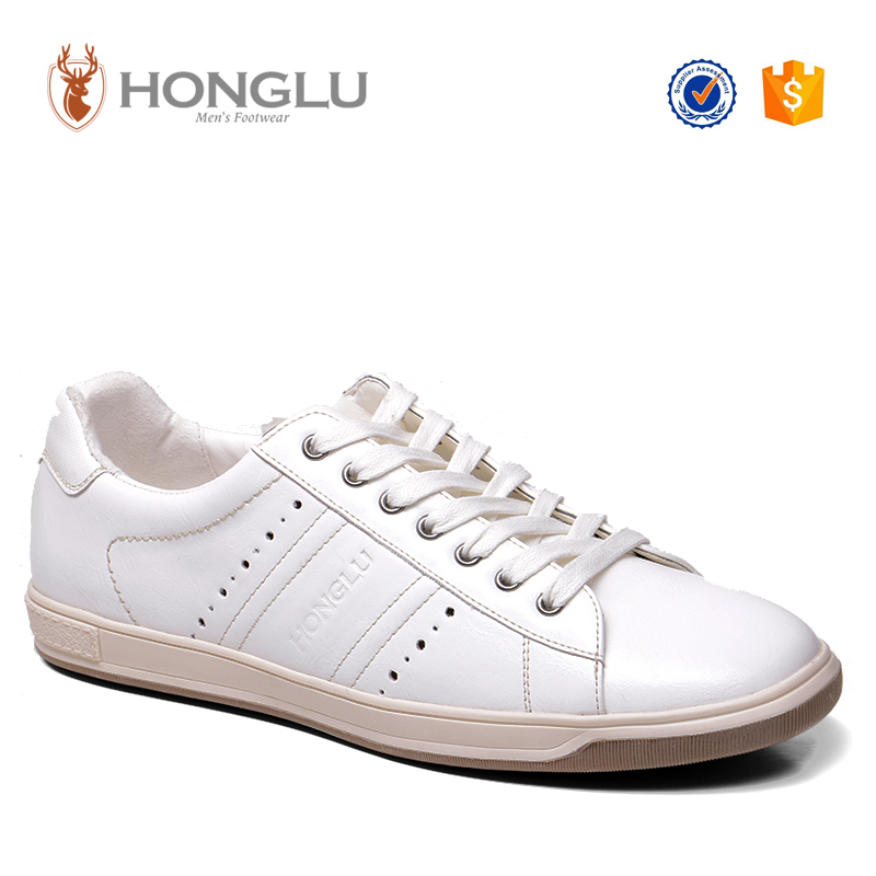 Lace Up 2016 Men Casual Shoes, PU Casual Shoes For Men, Cheap Casual Shoes