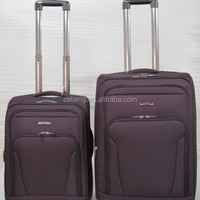 360 Degree Wheels Side Eva Luggage