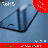 Factory price 9H hardness anti-blue light otao full cover tempered glass, tempered glass screen protector for iphone 5