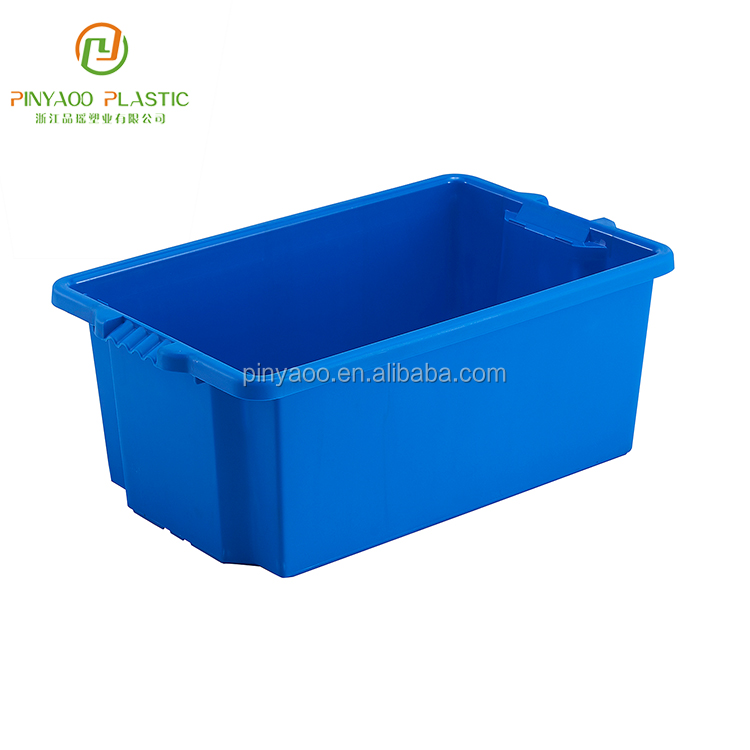 54L Professional made High quality plastic crate