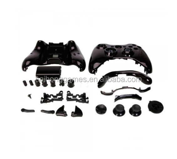 Replacement Parts for Chrome XBOX360 Controller Shell