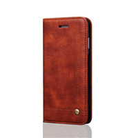 hot new products for 2016 for iPhone 7 wallet leather case