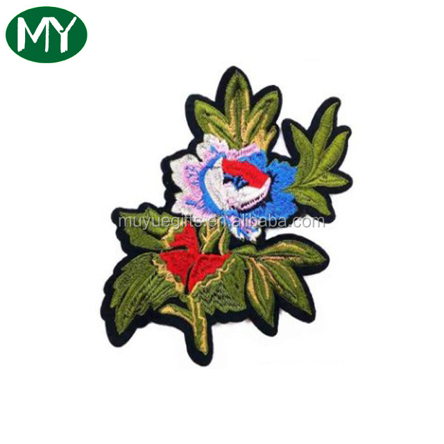 Sinicline woven custom embroidery high quality woven patches