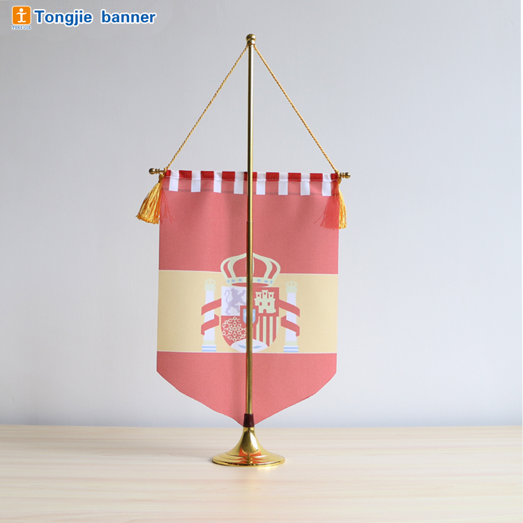 magnetic base flag,table desk flag,portable flag pole base