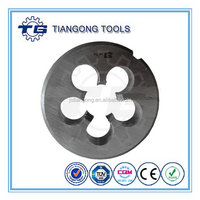 TG Tools Standard Alloy steel threading die nuts with BSCI/CE/ROHS/ISO