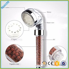 Hss-5211 2017 Global Distributors Wanted 3 Functions Water Saving Bathroom Accessories Stainless Steel Panel Shower